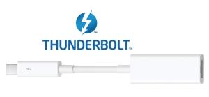 thunderbolt to ethernet