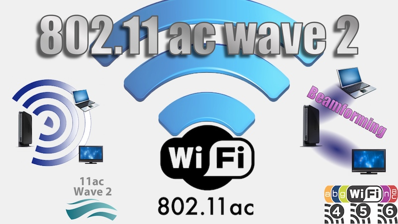802.11 ac wave 2