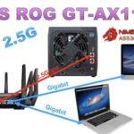 ASUS ROG RAPTURE GT-AX11000.