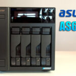Asustor AS6604T (Lockerstor 4) Rewiew y unboxing
