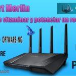 Asuswrt Merlin como potenciar un router ASUS