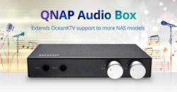 Audio Box de QNAP