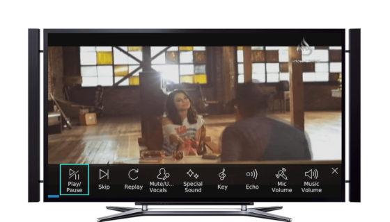 Audio Box y OceanKTV