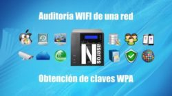 Auditoria wifi con un NAS