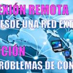 podcast sobre problemas de conexión remota