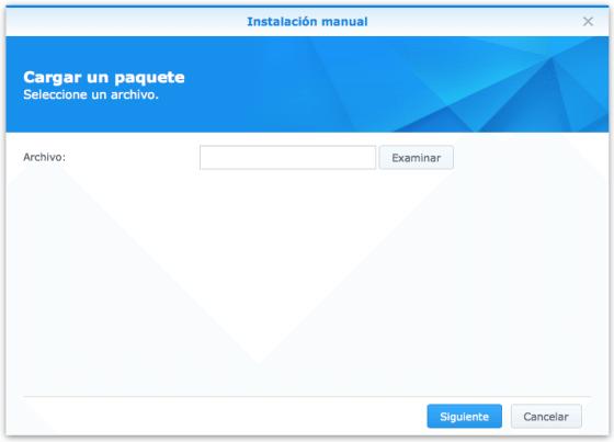 Plex Instalacion manual 2