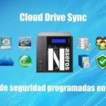 Cloud Drive Sync Copias de seguridad programadas en la nube