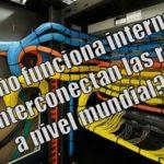 ¿Como funciona internet y se interconectan las redes a nivel mundial?