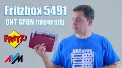 Configuración Fritzbox 5491