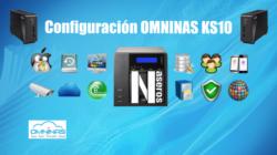 Configuracion omninas KS10