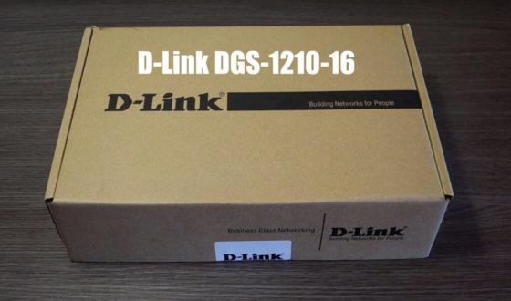 D-Link_DGS-1210_unboxing y características