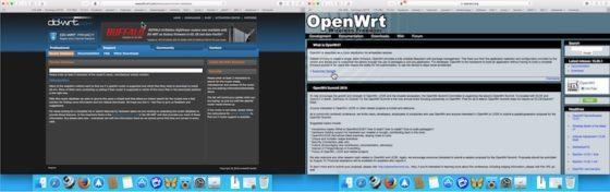 DDWRT y OpenWRT como repetidor wifi o como router neutro