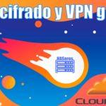 DNS cifrado VPN gratis warp cloudflare