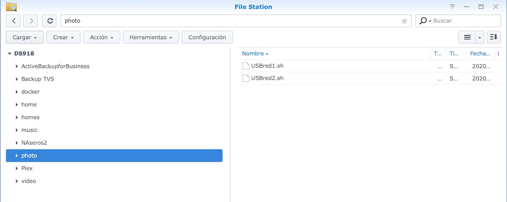 DS File Synology