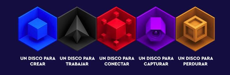 Eleccion de discos duros wd