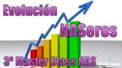 Evolucion de NASeros Master Class sobre NAS