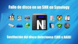 Fallo de disco en SHR en Synology