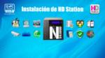 HD Station instalacion