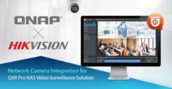 Hikvision IPcam Integration QNAP