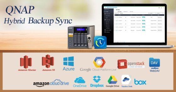 Hybrid Backup Sync centraliza todas copias de seguridad