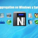 Link Aggregation en Windows y Synology