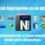 Link Aggregation en un NAS