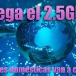 Llega el 2.5GbE