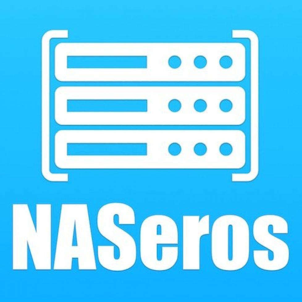 Logo NASeros
