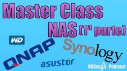 Master Class sobre NAS 1 parte