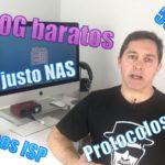NAS 10G baratos y protocolos mesh