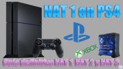 NAT 1 en Playstation guía definitiva
