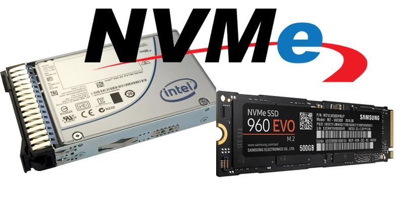 NVMe SSD M.2