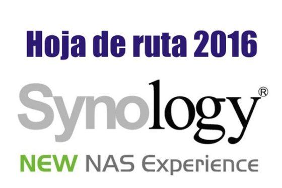 Novedades de Synology para el 2016