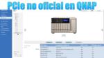 PCIe no oficial de QNAP