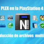 PS4 y plex