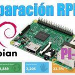 Preparación inicial de Raspberry Pi