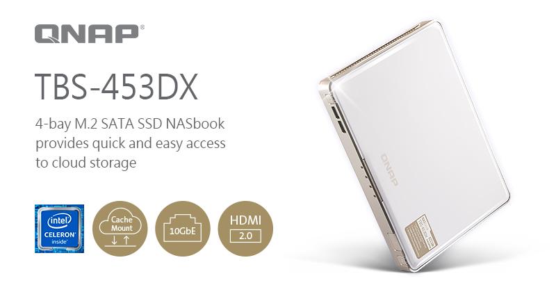 NASbook TBS-453DX