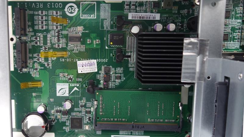 QNAP TS-332X memoria y M.2