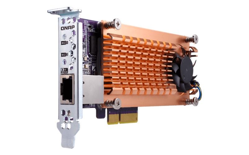 QNAP TS-453BT3 qm2