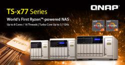 QNAP TS-x77 AMD Ryzer