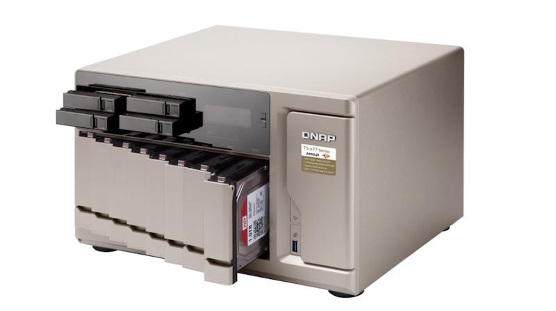 QNAP TS-x77 discos