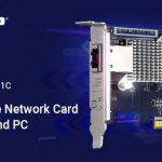 QNAP qxg-5g1t-111c de 5Gbps