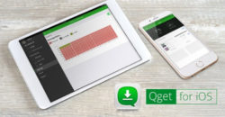 Qget para dispositivos iOS de Apple