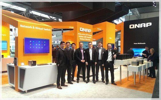 Qnap en el CeBIT 2016