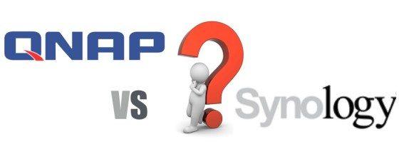 Qnap vs Synology