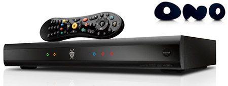 Receptor TiVo ONO