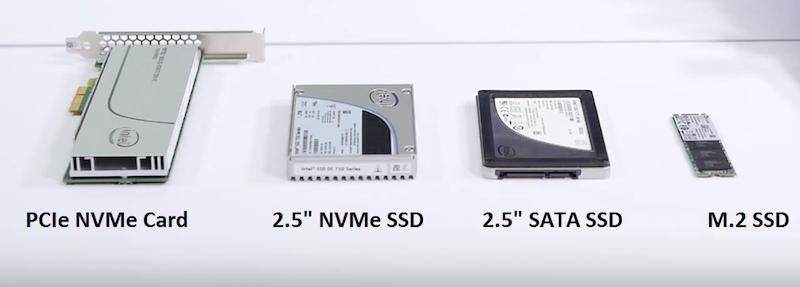 SSD M.2 nvme sata