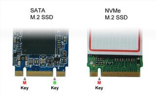 SSD M.2 sata nvme