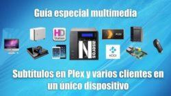 Subtitulos en Plex