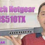 Netgear MS510TX